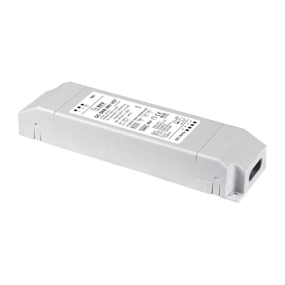 LED Vorschaltgerät Konstantspannung TCI 24VDC 0-50W IP20