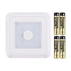 LED Batterieleuchte CARA 0.5W 12lm mit Bewegungsmelder