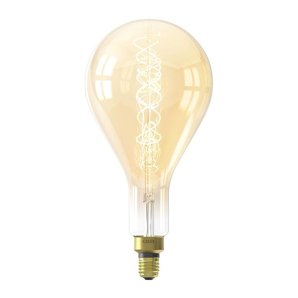 LED Filament Birne Giant Splash XXL E27 4W dimmbar Warmweiss 200lm
