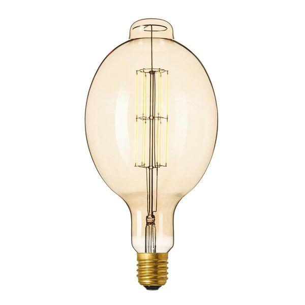 LED Filament Colosseum XXL E40 11W dimmbar Warmweiss 1'100lm