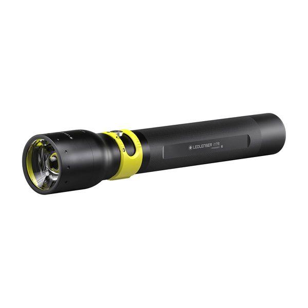 Aufladbare LED Taschenlampe LedLenser Industrie i17R BOX 1000lm 450m