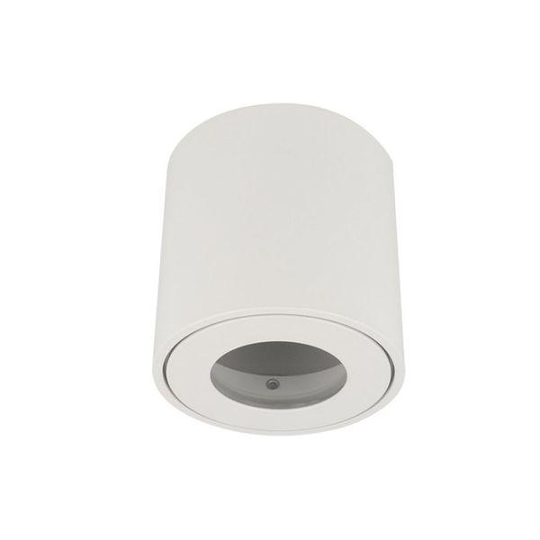 Aufbaugehäuse wasserdicht für MR16/GU10 Aluminium IP44