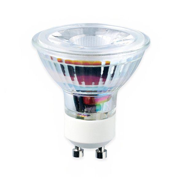 LED Spot GU10 LedLine Glas 5W 410lm 50°