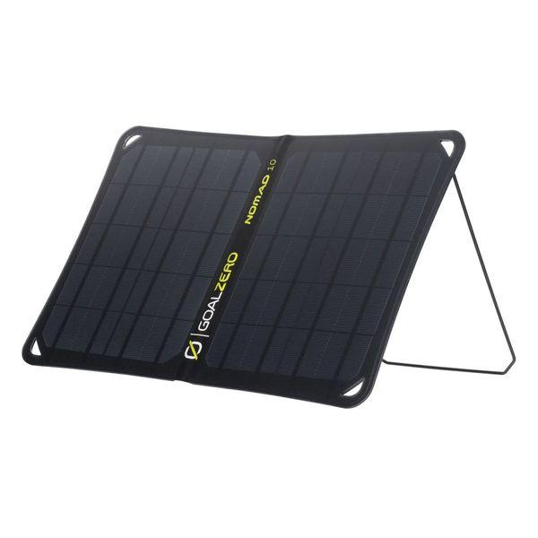 Goal Zero Nomad 10 mobiles Solarpanel 10W