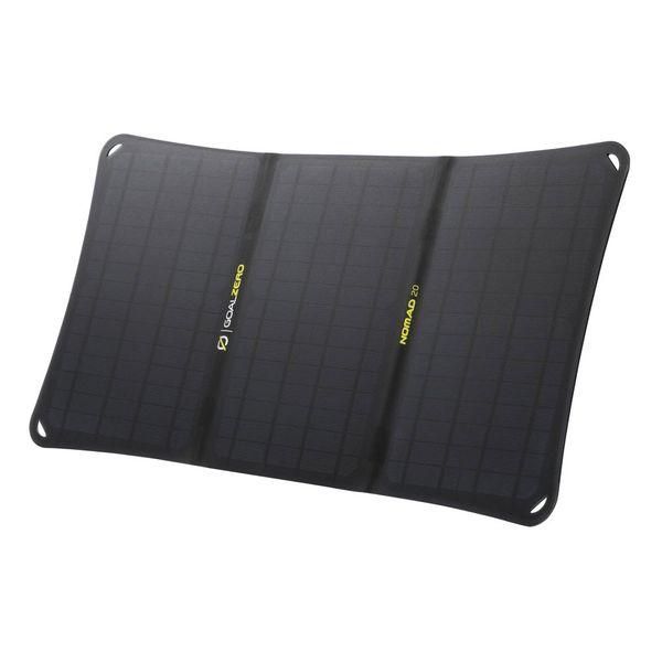 Goal Zero Nomad 20 mobiles Solarpanel 20W