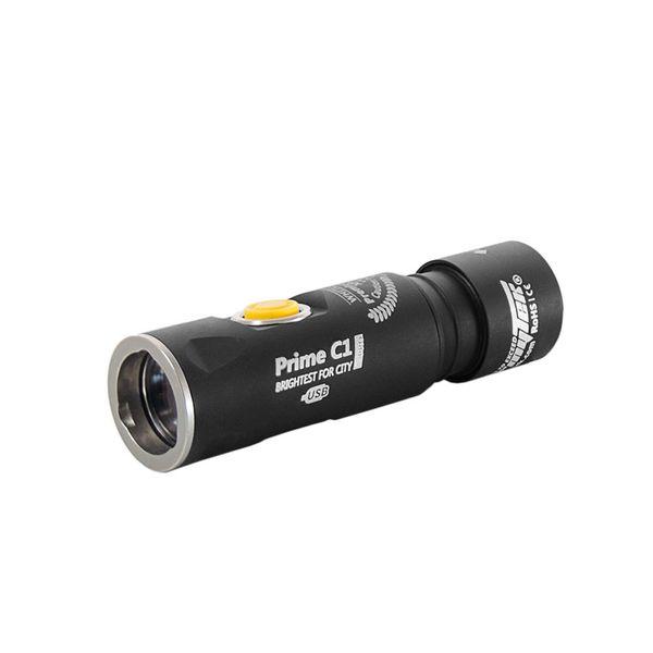 Armytek LED Taschenlampe Prime C2 Pro Magnet 2'400lm 123m