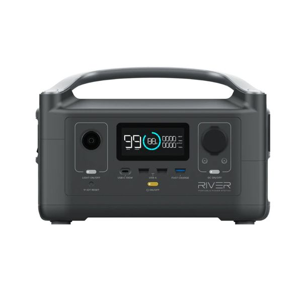 EcoFlow River 600 mobile Power Station 288Wh