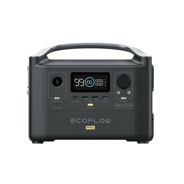 EcoFlow River 600 Pro mobile Power Station 720Wh