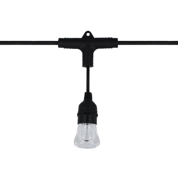 LED line Gartengirlande LEDOM RGBW 5W 240° IP65 2'200-6'500K 5M