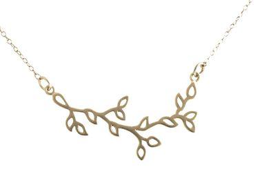 Gemshine - Damen - Halskette - 925 Silber - Lotus Blume -YOGA - 45 cm