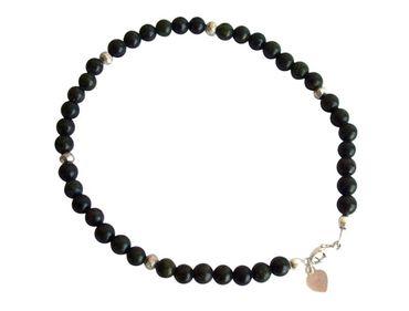 Gemshine - Damen - Armband - 925 Silber - Edelstein - Grün