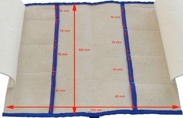 Narex Canvas / Segeltuch Werkzeugtasche – Bild 3