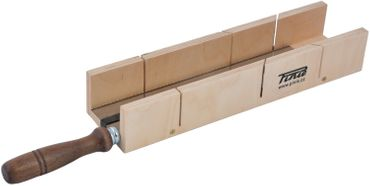 Mitre Box Set with Saw 370x57x40 mm (14.5669 x 2.2440 x 1.5748 inch)