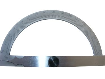 Protractor with semi circular arch open – Bild 4