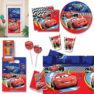 Disney Kindergeburtstag Cars 2