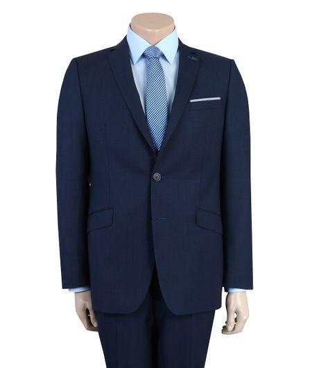 DIGEL Anzug Move - Slim Fit, 99703/22, blau,