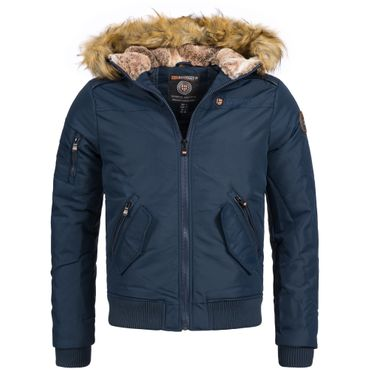 Geographical Norway COLUMBO Herren Winterjacke Jacke Outdoor warm Gr. S-XXXL 2-Farben