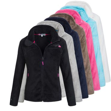 Geographical Norway UNICORNE Damen Fleecejacke Fleece Jacke Gr. S-XXL