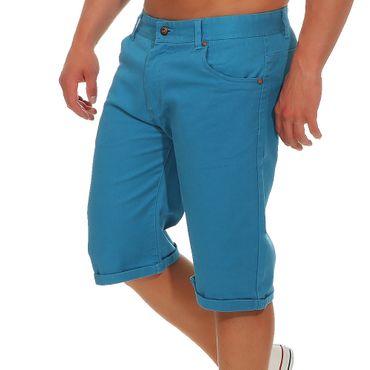 Azuonda Herren Shorts kurze Hose Bermuda Short Chinoshort Chino Sommer AZ65