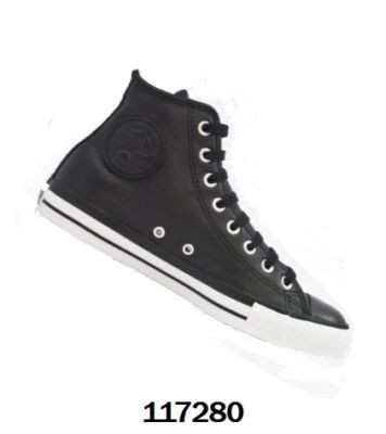 Converse Chucks Schuhe Sneaker Hi Leder 35-46