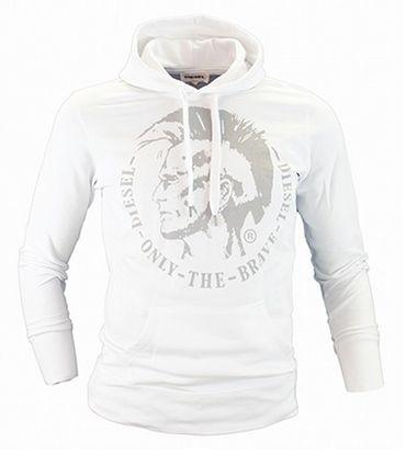 Diesel Hoodie Sweatshirt Pullover SPREN-S Gr. S-XXL
