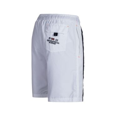 Geographical Norway QYEROMANIA Badehose Badeshort Short Gr. S-XXL