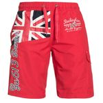 Gangster Unit by Geographical Norway QUABARG Badehose Badeshort Short Gr. S-XXXL 007