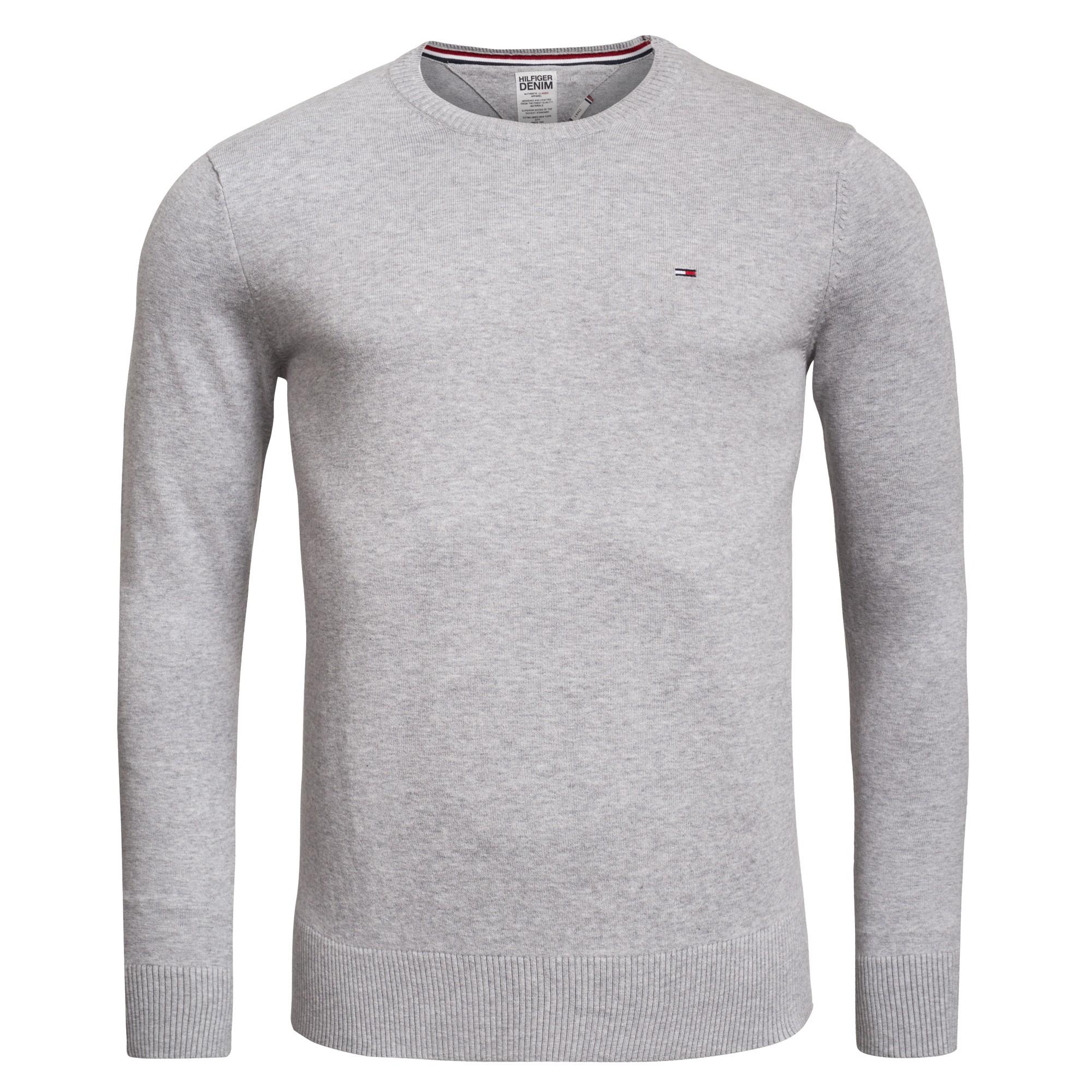 3eb19f029d52aa Tommy Hilfiger Denim TAMBER Rundhals Pullover Pulli Sweater Gr. S-XXL