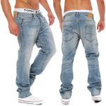 Jack & Jones CLARK Original AT 932 Jeans Hose Regular Fit W29-W36 L32-L36