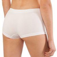 6er Pack Seamless Damen Panties Hipsters Boxershorts Perfekter Sitz sechs Farben