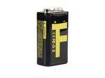 Trustfire 9V-Block 6LR61 6F22 650mAh BMS geschützt