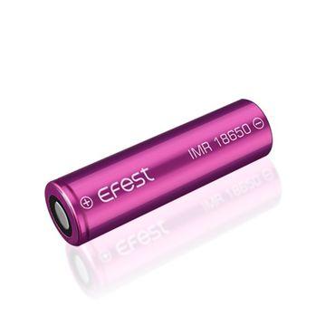 Efest Purple IMR 18650 3000mAh 3,6V - 3,7V (ungeschützt) – Bild 1