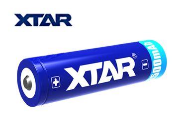XTAR 18650 3500mAh 3,6V - 3,7V Li-Ion-Akku (geschützt) – Bild 1