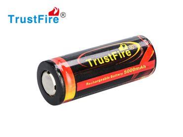 Trustfire 26650 5000mAh 3,6V - 3,7V geschützter Li-Ion-Akku – Bild 1