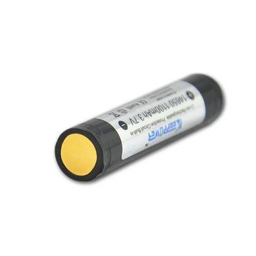 Keeppower 14650 - 1100mAh, 3,6V - 3,7V Li-Ionen-Akku PCB geschützt – Bild 3