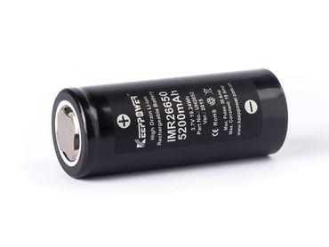 Keeppower IMR26650 - 5200mAh, 15A, 3,6V - 3,7V Li-Ion-Akku – Bild 1