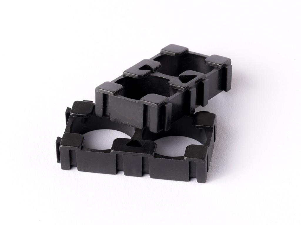 abstandshalter f r zwei zellen 18mm durchmesser zubeh r. Black Bedroom Furniture Sets. Home Design Ideas