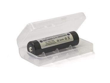 Keeppower Box für 2x 18650 (transparent) M3 – Bild 1