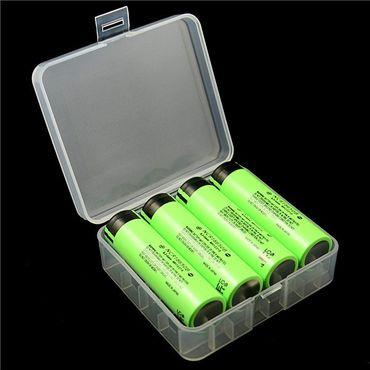 Aufbewahrungsbox D1 für 4x 18650 oder 2x 26650 Li-Ion-Akkus – Bild 2