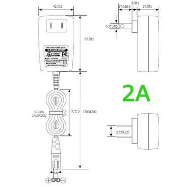 Fuyuang 7,2 - 7,4V (8,2V) 2S Li-Ion-Ladegerät + DC-Stecker – Bild 7