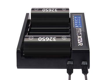 Xtar Queen Ant MC6 Li-Ion USB-Ladegerät mit 6 Schächten und Display – Bild 3