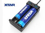 Xtar MC2 Plus - 2 Schacht USB Akkulader 001