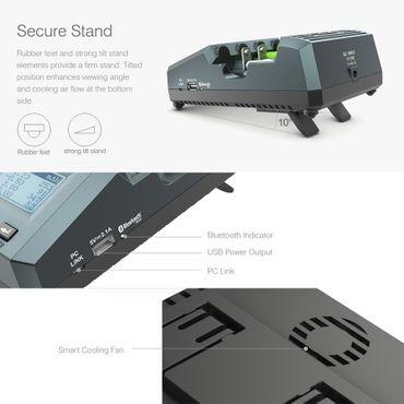 SkyRC MC3000 professionelles Universal-Analyse-Ladegerät für alle Akku-Typen Version: 2019 – Bild 2
