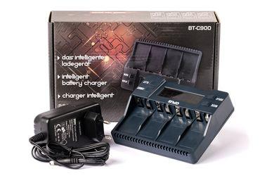 Opus Ladegerät BT-C900 für 9V-Block Li-Ion, NIMH, NiCd Akkus – Bild 1