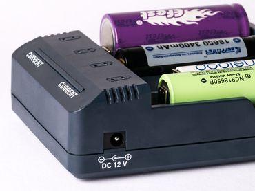 Opus BC1000 Universalladegerät für NIMH/NiCd und Li-Ion-Akkus – Bild 3