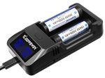 Keeppower L2 Plus – 2-Schacht USB-Li-Ion-Lader mit Display – Bild 2