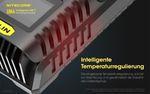 Nitecore UM4 - intelligentes Ladegerät für Li-Ion, LiFePo4, Ni-MH, Ni-CD Akkus – Bild 8