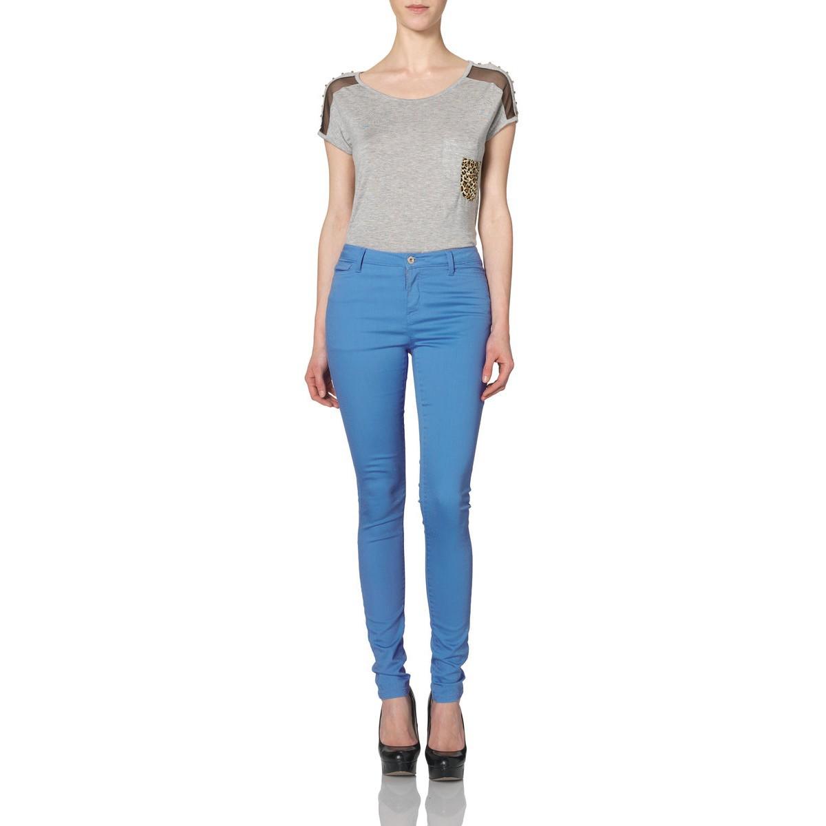 Die Jeans ist der Klassiker unter den Hosen – einst als Arbeiterhose von Levi Strauss erfunden, ist sie aus der heutigen Mode nicht mehr wegzudenken und natürlich schon längst salonfähig. In der Damenmode gibt es kaum ein variableres Kleidungsstück, /5(K).