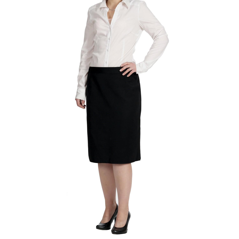buy popular 3ee95 a2a65 Jobeline - elegant geschnittener Damen Stiftrock, Servicerock, Isabell in  schwarz