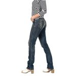 Miss Sixty Damenjeans, Hüftjeans Magic Push UP Slim Jeans DL0859 Col.F09950 low waist, slim leg 002